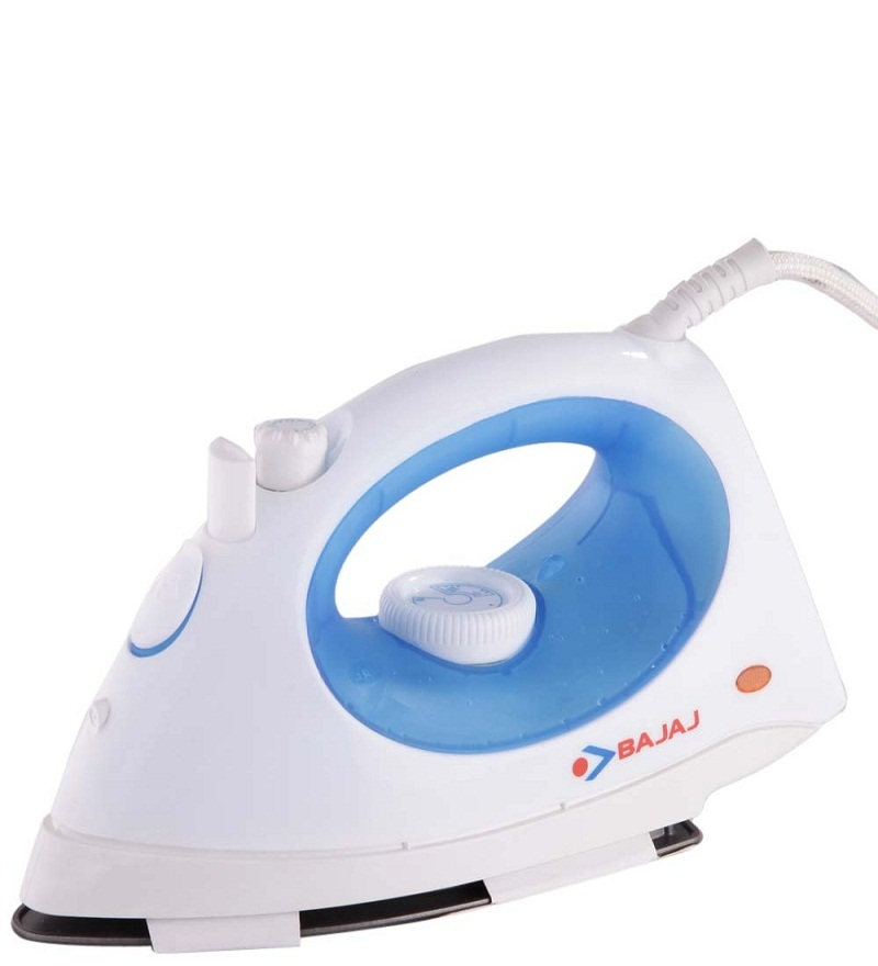 Bajaj MX3 1200W Steam Iron (Blue)