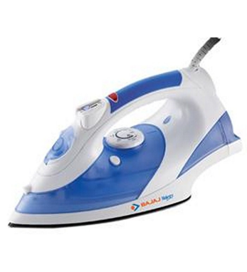 1800 Electric Iron ~ Bajaj mx w majesty steam iron blue by