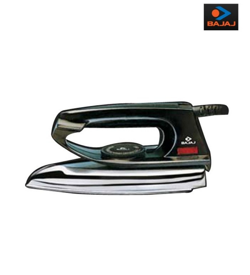 Bajaj NEW LIGHT WEIGHT  Iron (Black)