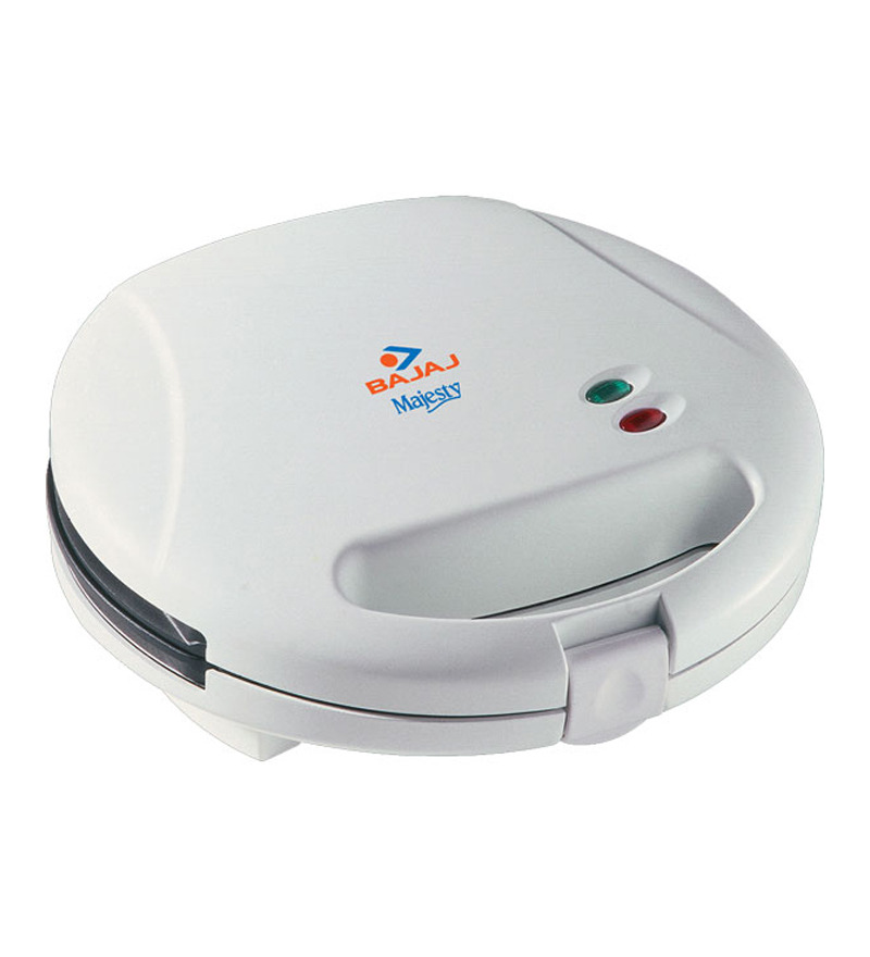 Bajaj Majesty SWX4 Grill Sandwich Toaster from Pepperfry at Rs 890