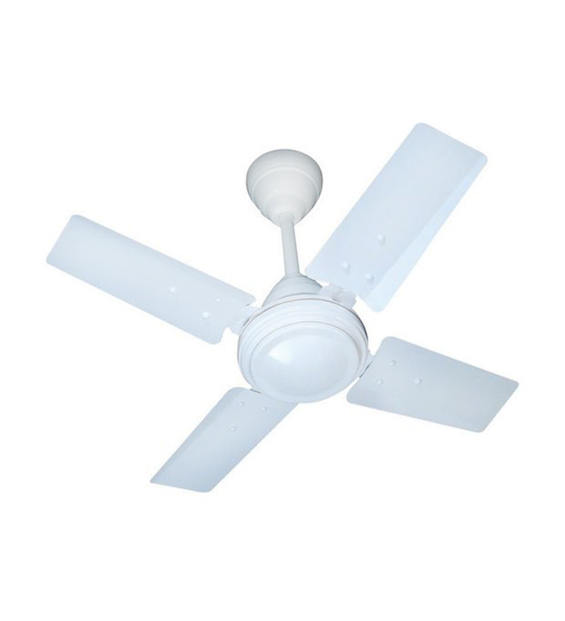 Bajaj Maxima 600MM White Ceiling Fan  available at Pepperfry for Rs.1439