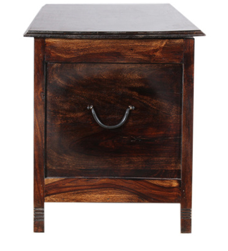 Basil Majestic Sheesham Wood Box By Mudra Online Trunks Boxes Furniture Pepperfry Product