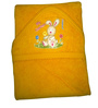 Childhood Baby Towel in Yellow