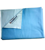 Childhood Baby Wraping Sheet in Blue