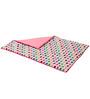 Bacati Botanical pink Baby Comforter
