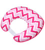 Bacati Pink Zigzag Nursing Pillow Cover Only