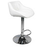 Bar Chair in White Colour by Ventura
