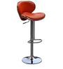 Bar Chair in Orange Colour by Exclusive Furniture