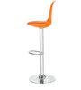 Bar Chair in Orange Colour by Karigar