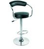 Bar Chair Mendis in Black Colour by @home