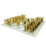 Bar World 15.5 Inch Chess Drinking Board Game