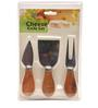 Bar World Cheese Knives - Set of 3