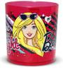 Barbie Clear Mug 300 Ml (BPA Free) by Only Kidz (Set of 2)