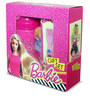 Barbie Giftset, Water Bottle, Lunch Box & Fork and Spoon Combo(BPA Free) by Only Kidz