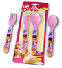 Barbie Spoon and Fork (BPA Free) by Only Kidz (Set of 2)