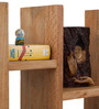 Barcelona Bookshelf in Natural Finish by The ArmChair