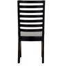 Winona Dining Chair in Espresso Walnut Finish by Woodsworth