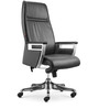 Bardot Executive Chair in Black Colour by Oblique