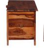 Dakota Trunk Box in Honey Oak Finish by Woodsworth