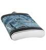 Barworld 266 ML Blue Color Hip Flask