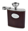 Bar World Hip Flask Set with Funnel