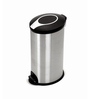 Bathla Black Steel 20 L Dustbin