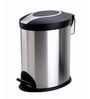 Bathla Black 5 L Dustbin