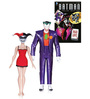 Batman The Animated Series The Joker and Harley Quinn Mad Love 2nd Ed. 2-Pack  Action Figure