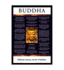 bCreative Paper & Fibre 13 x 1 x 19 Inch Buddha, Siddhartha Gautama Officially Licensed Framed Poster