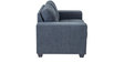 Berlin Two Seater Sofa in Grey Colour by Royal Oak