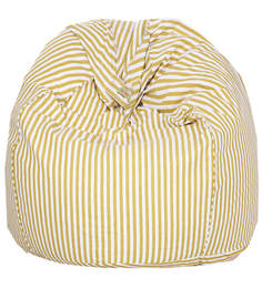 ORGANIC COTTON Bean Bag Cover in Multicolour by Reme