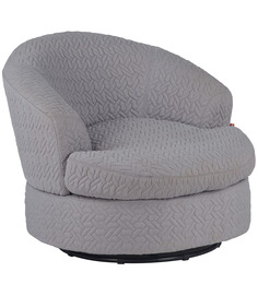 Bella Occassional Chair in Beige Colour by @home