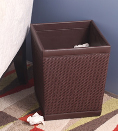 Belmun Brown 4 L Large Square Dry Bin