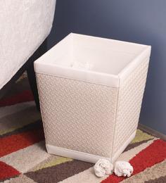 Belmun White 4 L Square Dry Bin
