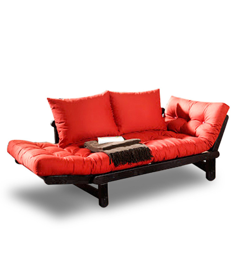 Beat two seater sofa cum bed by purple heart online sofa for Sofa xum bed