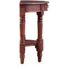 Bealey Console Table in Honey Oak Finish by Amberville