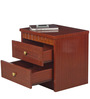 Bedside Table in Rosewood Finish by Royal Oak