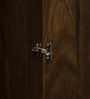 Belarus Three Door Wardrobe in Brown Finish by Inscape Design