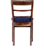 Belem Dining Chair in Honey Oak Finish by Woodsworth