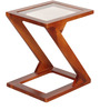 Mosby End Table  in Honey Oak Finish by Woodsworth