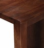 Lynnwood Study & Laptop Table in Provincial Teak Finish by Woodsworth