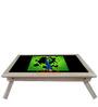 BEN 10 Digital Printed Folding Wooden Laptop Table by Orka