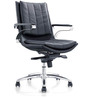 Bertie Executive Chair in Brown Colour by Oblique