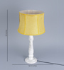 Beatrice Table Lamp in Yellow by Amberville
