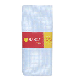 Bianca Blue Bath Towel