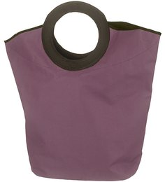 Bianca PVC 3 L Purple Laundry Basket