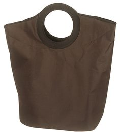 Bianca PVC 20 L Brown Laundry Basket