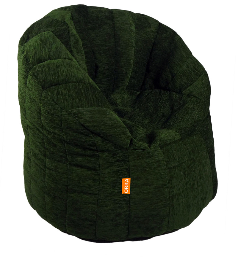 Big Boss Chair (Cover Only) in XXXL Size by Orka  available at Pepperfry for Rs.2499