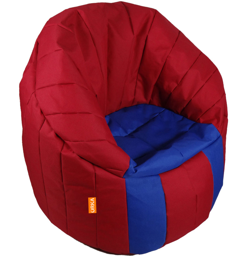 Big Boss Chair Cover (No Beans) in XXXL Size by Orka  available at Pepperfry for Rs.1999