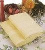 BIANCA Yellow Terry Cotton Hand Towel - Set of 2